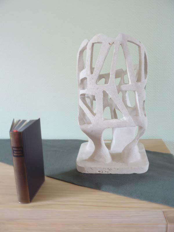 Sculpture en calcaire